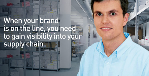 When your brand is on the line, you need to gain visibility into your supply chain