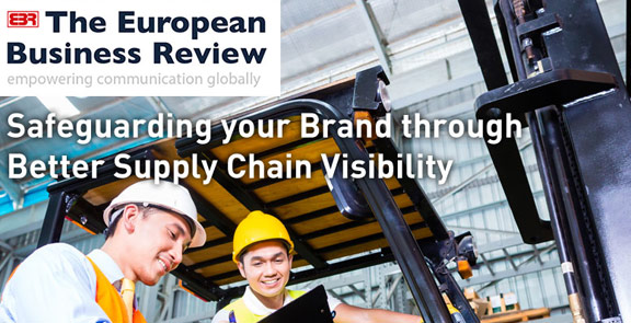Safeguarding your brand through better supply chain visibility