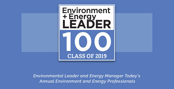 Greg Scandrett of ADEC Innovations Named to 2019 Environment + Energy leader 100 List