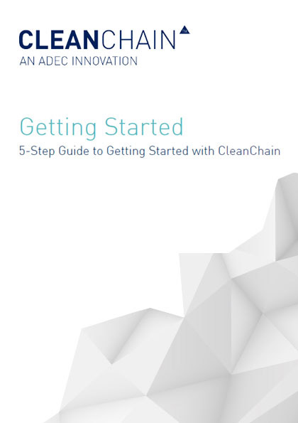 5 Step Guide to Getting Started with CleanChain